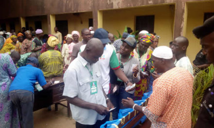 Lagos APC: Ifako-Ijaiye, Agege congresses end in Chaos