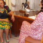 Yeye Oge of Lagos, Chief Mrs Opral Benson talks about Fashion, Women and Politics