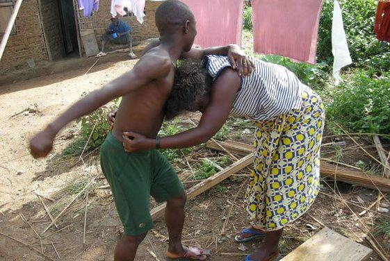 MAN BATTERS WIFE FOR PROBING INTO HIS SECRET AFFAIRS AND CHILDREN